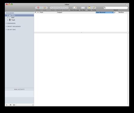 Empty - Inbox