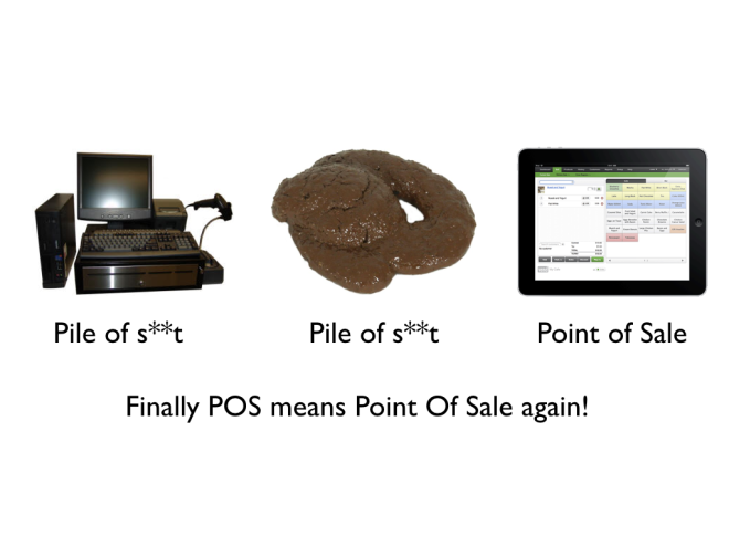 POS Advert